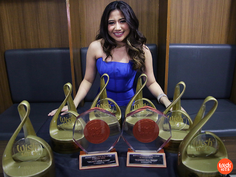 Wish 107 5 stages successful second music awards - Wish FM 107 5